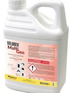 Detergente Igienizzante per superfici dure VELUREX MULTI GEN 5L